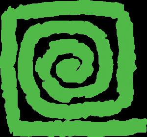 spiraal logo vinya_GROEN